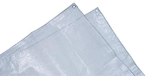 Tec Hit 884304 bâche armée transparente ultra lourde 230g/m² -3x4m