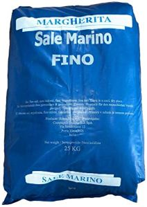 well2wellness Sale Marino Sel Marin pour Traitement de la Piscine et Beauty – 25kg