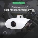 WMQ Machine à Brouillard Froid Portable pour pulvérisateur électrique ULV, atomiseur à Main pour la Maison, Le Bureau, l'industrie, l'école (y Compris intérieure et extérieure)