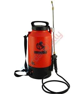AUSONIA – POMPE ÉLECTRIQUE SAC À DOS 8 LITRES Batterie 12 V/1,3h – Durée de charge environ 2 heures – Poids 3,2 kg