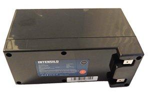 Batterie Li-ION INTENSILO 9000mAh (25.2V) pour Tondeuse Robot Ambrogio L100, L100 Deluxe, L100 Evolution, L200 Basic Remplace: Zucchetti CS-C0106-1.