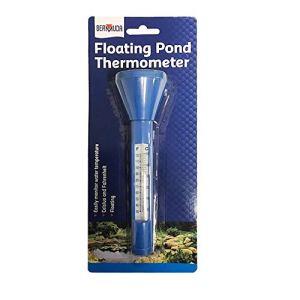 Bermuda Thermomètre de Bassin Flottant Simple à Lire