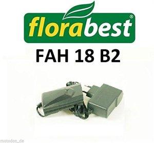 Chargeur Flora Best Batterie Taille-haie FAH 18B2Ian 86155–Câble de charge pour votre batterie Haies des ciseaux Lidl Flora Best–Voir la bonne Ian numéro de modèle