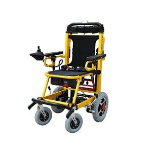 électrique Transporter jusqu'à monte-escalier–motorisé Heavy Duty Diable Cart-stair Lift-stair Chaise en aluminium léger Ambulance Medical Lift