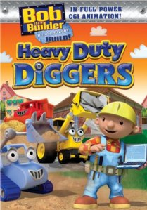Heavy Duty Diggers [Import USA Zone 1]