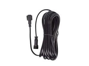 Hozelock Tricoflex 30870000Rallonge pour éclairage de Bassin LED 7,5m, Noir, 29,5x 11x 4cm