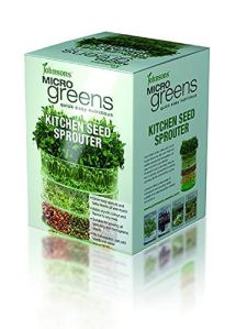 Johnsons Seed Microgreens Sprouter de graines de cuisine