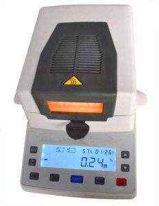 Mxbaoheng halogène l'humidité Mètre Feed Tabac Grain testeur de produits chimiques Xy-102W 110g/2MG