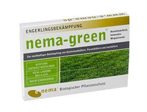 NEMA de Green HB NEMA toden la lutte contre Jardin feuilles käfers 500Mio pour 1000qm