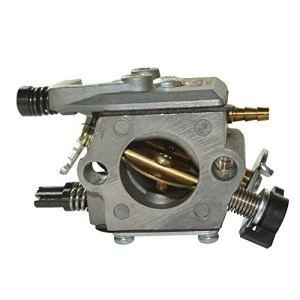 Powerful Tools Carburateur pour carburateur Husqvarna 136 137 141 142 36 trimmer / débroussailleuse Remplacez Walbro WT-834 WT-657 WT-529 WT-289 WT-285 WT-239 WT-202