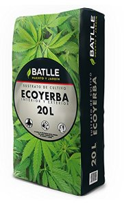 Semillas Batlle 960021pic substrat ecoyerba, 20L