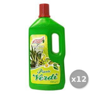 Set 12 ORCHIdea Piante VERDI Liquido 1150 Gr. Giardinaggio