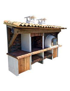 SOLSUN-GRILL Barbecue Obra Carcassonne