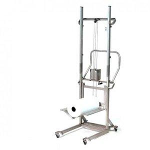 telip 0001613apilador manuel, inoxydable, capacité 100kgs