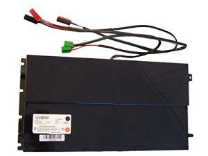 vhbw Li-Ion Batterie 13800mAh (25.2V) pour tondeuse robot Ambrogio L300-R, L300R Elite, Lizard L300-Serie comme Zucchetti CS C0114, CS_C0114.