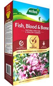 Westland 20600010poisson/sang/os et tous usages Plante alimentaire,1.5 kg