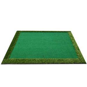 XF Hong Tai Yang Tapis de Golf carrée, Tapis Monochrome, entraîneur de balançoires Design pour Quatre Trous, intérieur et extérieur *-*