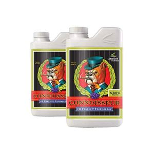 Advanced Nutrients Émeraude Harvest Cali Pro Grow A + B Engrais Combo 1 Liter