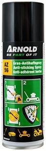 Arnold 6021-U1-0077 Spray Anti-Adhérent Herbe, Noir, 200 ml