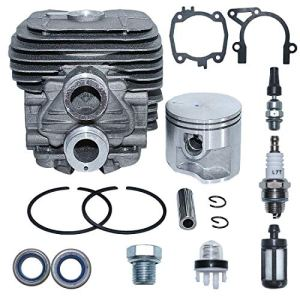 AUMEL Kit de Joints de Piston de Cylindre de 50 mm pour la scie à tronçonner Stihl TS410 TS420 TS 410 420 Remplacer 4238 020 1202.