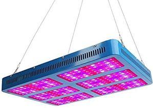 BAIJJ LED Grow Light Full Spectrum Sunlight élèvent des lumières pour Les Plantes d'intérieur, avec Corde réglable, pour Les Plantes Poussent l'éclairage flowring et la scène végétale