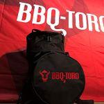 BBQ-Toro Sac de transport Dutch Oven pour casserole en fonte | Sac de rangement | Noir | Sac pour four hollandais (sac pour 4,5 QT Oven)