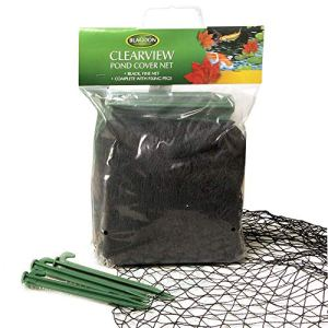 Blagdon Clearview Filet de protection fin 4 x 3 m (Noir)