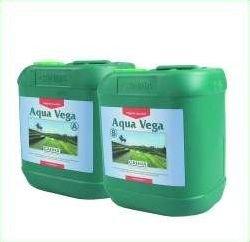 Canna Engrais Croissance des Aqua Vega A & B 2x 5l