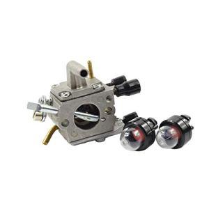Carburateur Universal Chainsaw Carburateur Premier Ampoules essence Générateur de jardin Machine Accessoires STIHL FS120 200 Replaces 250 FS200 Outils pratiques