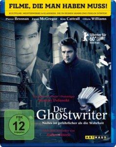 Der Ghostwriter [Blu-Ray] [Import]