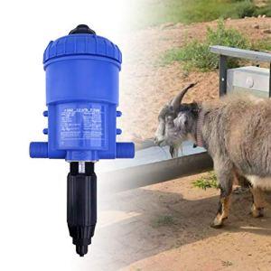 FEZBD Pompe proportionnelle actionnée par l'eau Mélange d'engrais Chimique Injector Distributeur Proportionneur Voiture Lavage Mixer Engrais bétail