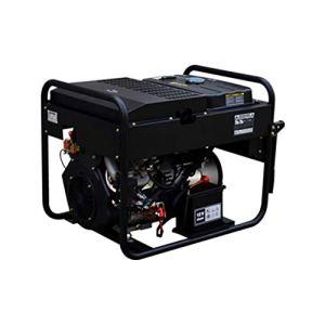 HIOD Groupe électrogène Urgence 11kw, 13,75kva, 230v, 52.2a, Générateurs Diesel,1-Phase