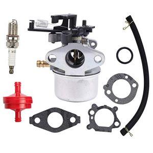 Hippotech Carburateur pour moteurs Briggs 590948, 591137, 11P902, 11P905, 11P907, 111P02 775EX 875EXI tondeuse à gazon