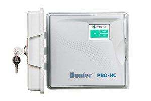 Hunter PRO-HC PHC-600 Residential Outdoor Professional Grade Wi-Fi Controller with Hydrawise Web-Based Software – 6 Station