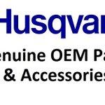 Husqvarna 502440201Lock Trigger Véritable Original Equipment Manufacturer (OEM) supplémentaire pour