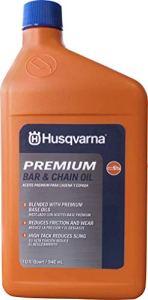 Husqvarna 610000023 Huile à barre et chaîne, 946 ml