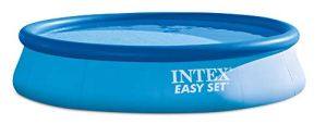 INTEX Easy Set, Piscine avec Pompe de Filtration 396 x 84 cm