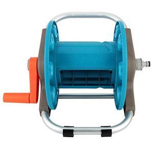 NATRUSS Chariot de Conduite d'eau Pratique, Cour Stable Bleue de Chariot de Tuyau Robuste pour Le Lavage de Voiture à la Maison d'irrigation de Jardin