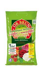 Or brun Authentique Fertilisant UAB, Sac de 5kg, Non Applicable