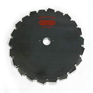 Oregon 110975 Lame de débroussailleuse à scie d'éclaircissage, 200mm, 25,4mm