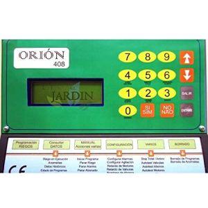 Programmateur spécial FERTIRRIGATION irrigation agricole 220 VAC, sortie 24 V, 8 stations