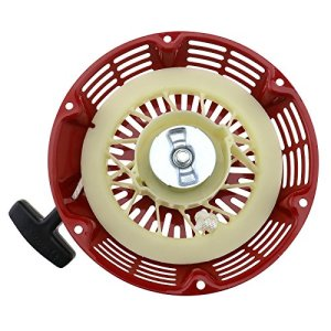 The Lord of the Tools Tirette de démarrage à recul Rouge Couvercle de rechange Compatible GX340 11HP et GX390 13HP