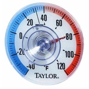 Trend Cadran Stick On Thermomètre