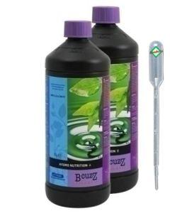 Weedness Atami B Cuzz Hydro A+B Engrais liquide organique pour culture en intérieur 1 l