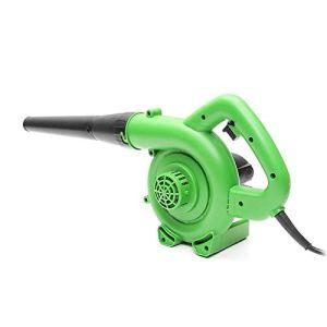 YOBAIH 1200W Portable électrique Blower Portable Jardin Collecteur de Feuilles Voiture Ordinateur Cleaner Air poussière Machine de soufflage Collecte Souffleur à Batterie