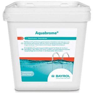 Bayrol Aquabrome pastilles – 2×5 kg de Produits Chimiques