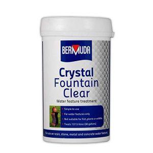 Bermuda Cristal Clair Fontaine 385g–Fontaine Aspirateur