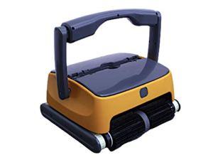 ByPiscine – Robot Nettoyeur de Piscine Autonome à Batterie embarquée, sans câble, nettoie Fond/parois/Ligne d'eau, modèle Panga Pro de