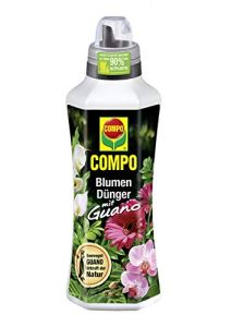 Compo 1204202Engrais pour Fleurs avec Guano 1 Liter