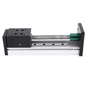 DXX-HR En alliage d'aluminium de guidage linéaire rail Vis à billes Diapo Mouvement Tableau efficace des maladies 1000mm (1605, 1000 mm)